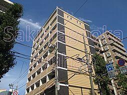 プレミアムコート都立大学[5階]の外観