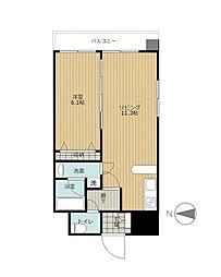 maison I No.3[401号室]の間取り