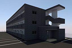 仮)久保田町MマンションA棟[1階]の外観