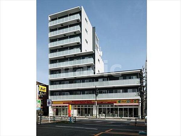 Eau de Vie 江古田 2階の賃貸【東京都 / 中野区】