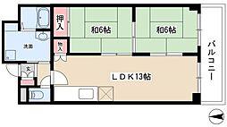東枇杷島駅 5.5万円