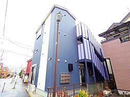 ラウレア関沢[3階]の外観
