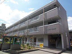 兵庫県伊丹市緑ケ丘7丁目の賃貸マンションの外観