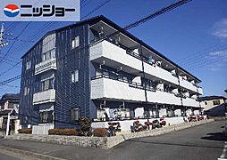 クレスト広田[2階]の外観
