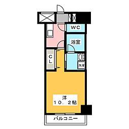仮)D-room安島[6階]の間取り