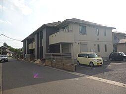 アプローズA[2階]の外観