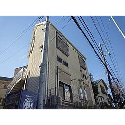 ビックオレンジ横浜西谷B棟[2C号室]の外観