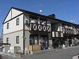 リッチネス阪南E[205号室]の外観