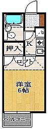 オラシオンT[2階]の間取り
