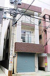 福岡県福岡市南区皿山2丁目の賃貸アパートの外観