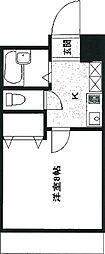 コアロード[5階]の間取り