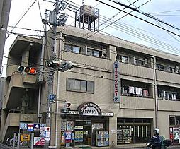 京都府京都市上京区長門町の賃貸マンションの外観