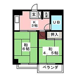 本郷台駅 5.3万円
