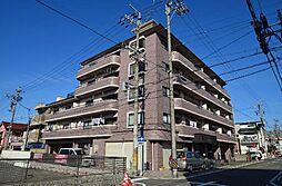 レインボー青柳[3階]の外観