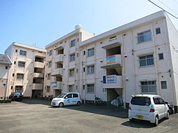 押川コーポ[402号室]の外観