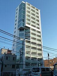 コートヒルズ広尾南[8階]の外観