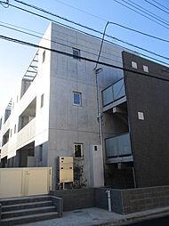 新築T&T Morino[206号室]の外観