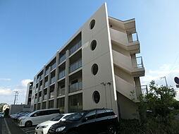 東奈良・リッツハウス[2階]の外観
