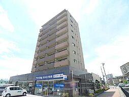 埼玉県三郷市中央2丁目の賃貸マンションの外観