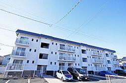 静岡県浜松市中区高丘北1の賃貸マンションの外観