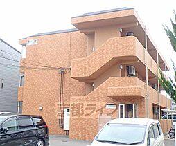 京都府京都市南区吉祥院嶋樫山町の賃貸マンションの外観