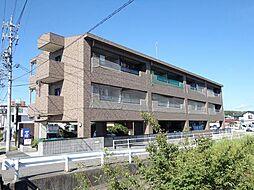 愛知県長久手市岩作中島の賃貸マンションの外観