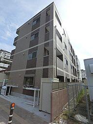 千葉県千葉市美浜区稲毛海岸1丁目の賃貸マンションの外観