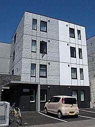 ノルド・フューメ[2階]の外観