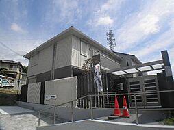 兵庫県芦屋市岩園町の賃貸アパートの外観