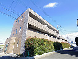 東京都東大和市中央1の賃貸マンションの外観