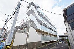 徳島県徳島市昭和町7丁目の賃貸マンションの外観