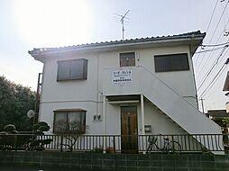 コーポカレンA[2階]の外観