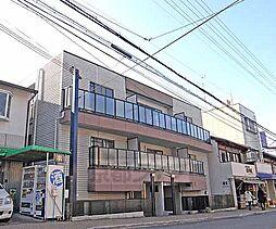 京都府京都市東山区東大路馬町東入常磐町の賃貸マンションの外観