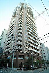 ベルファース大阪新町[24階]の外観