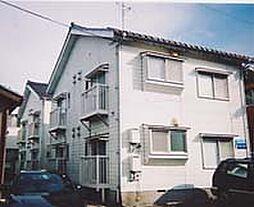 コーポツインハウス・B[101号室]の外観