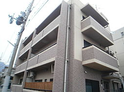 兵庫県神戸市灘区灘南通6丁目の賃貸マンションの外観