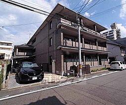 京都府京都市中京区押小路通西洞院東入二条西洞院町の賃貸マンションの外観