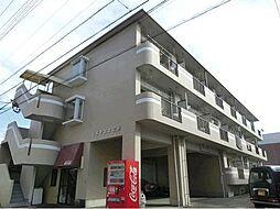 宮崎県宮崎市恒久1丁目の賃貸アパートの外観