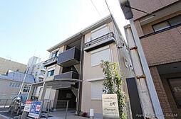 福岡県北九州市戸畑区旭町の賃貸アパートの外観