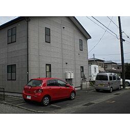 アムールOZAWA[102号室]の外観