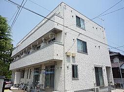 D-room ルーチェ湘南[303号室]の外観