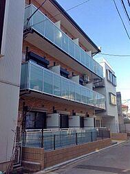 東京都葛飾区東四つ木1丁目の賃貸マンションの外観