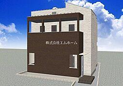 (仮称)中川区荒子五丁目B新築アパート