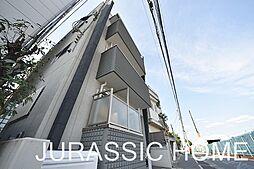 大阪府堺市北区常磐町2丁の賃貸マンションの外観