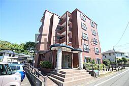 福岡県筑紫野市原田3丁目の賃貸マンションの外観