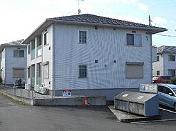 オーチャード・アパートメントD[2階]の外観