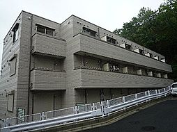 神奈川県川崎市麻生区上麻生7丁目の賃貸マンションの外観