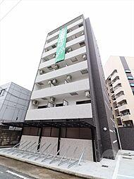 ウインズコート江坂東[8階]の外観