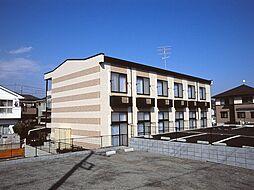 レオパレスリズィエール[105号室]の外観