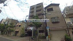 コンチネンタル真田山東[3階]の外観